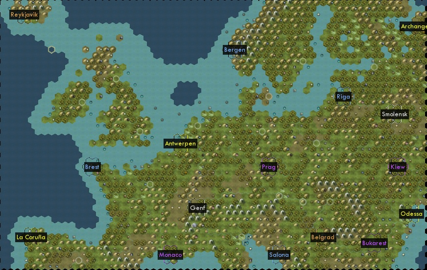 Extended Europe 22 Civs Tsl Page 2 Civfanatics Forums